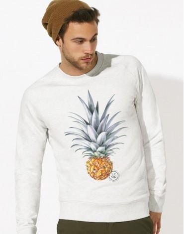 Sweat-Shirt Ananas
