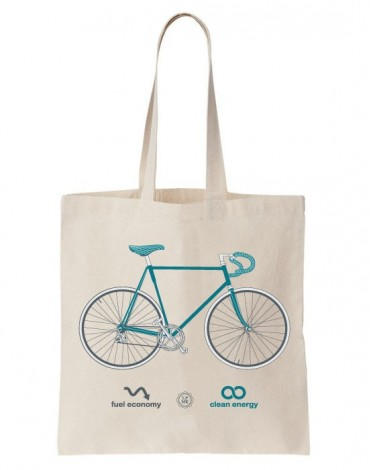 Tote Bag A Bicyclette