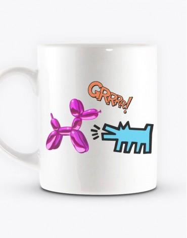 Mug Art Dogs