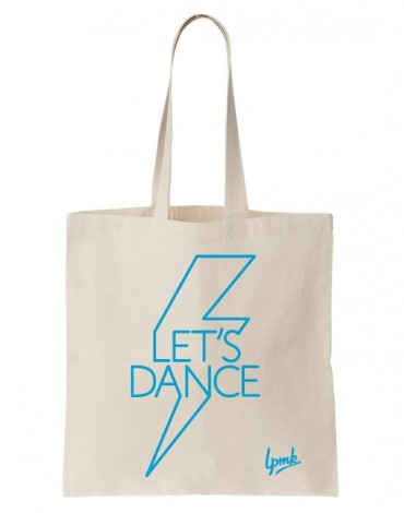 Tote Bag Let's Dance