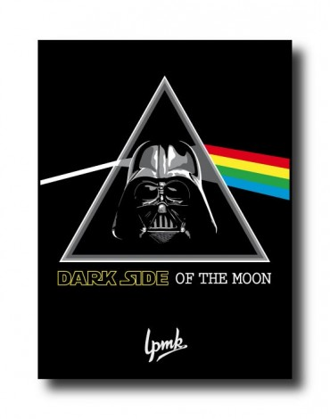 Sticker Dark Side