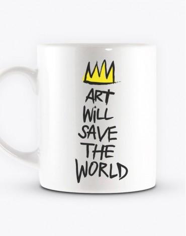 Mug Art Will Save The World