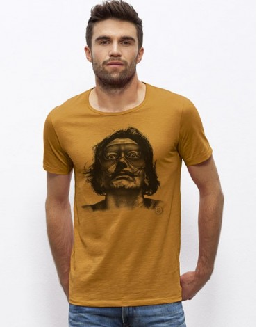 Large Neck T-Shirt Dali