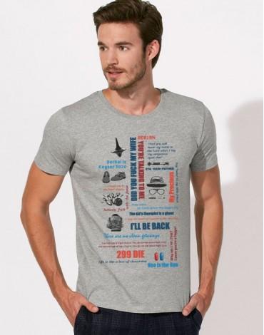 T-Shirt Fan De Cinema