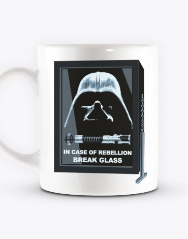 Mug In Case Of Rebellion