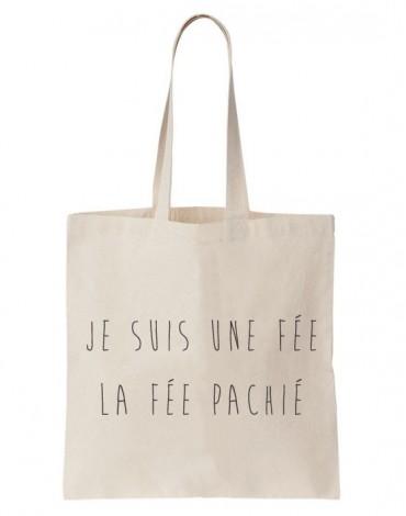 Tote Bag La Fée Pachié