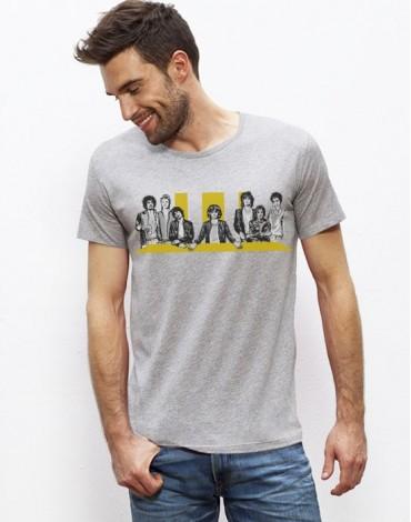 Large Neck T-Shirt La Cène Rock