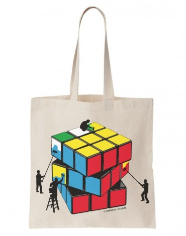 Tote Bag Le Cubisme