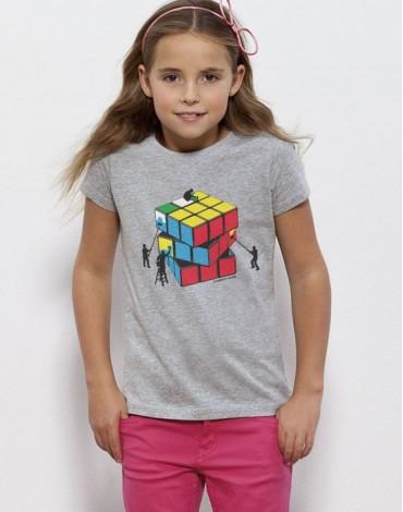 T-Shirt Le Cubisme