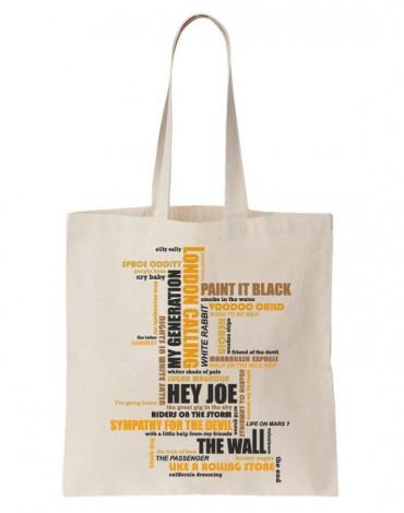 Tote Bag My Songs