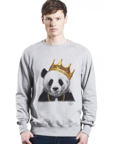 Sweat-Shirt Panda