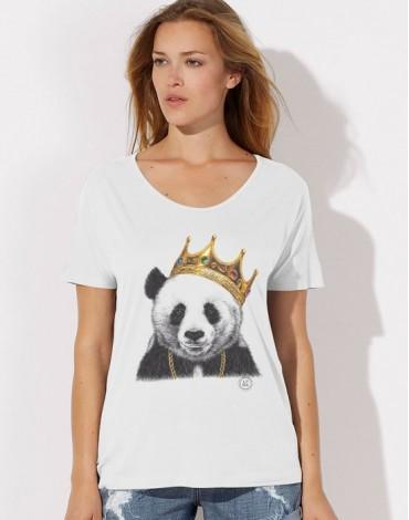 Oversize T-Shirt Panda