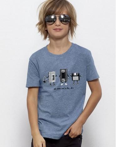 T-Shirt The 80's Technology