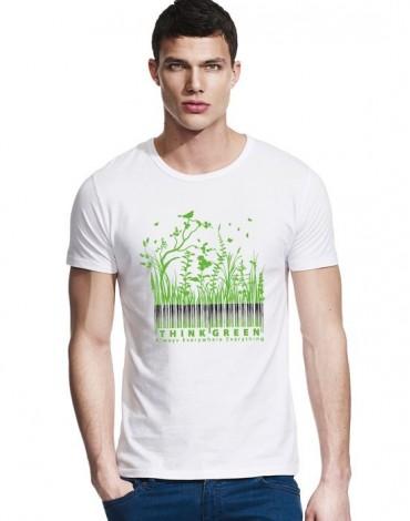 T-Shirt Think Green