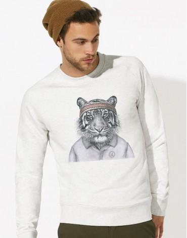 Sweat-Shirt Tigre