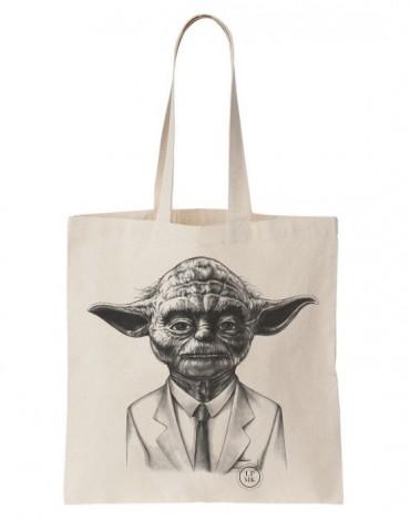 Tote Bag Yoda
