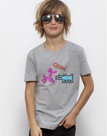 T-Shirt Art Dogs
