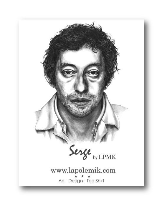 Sticker Serge