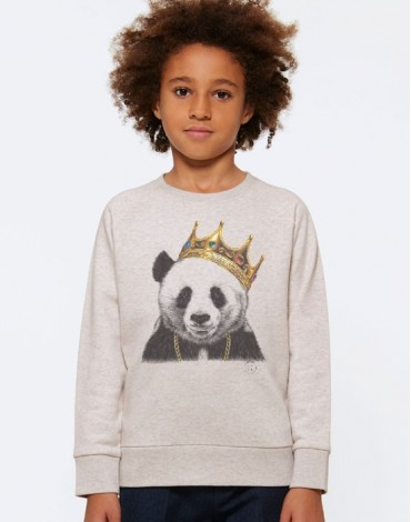 Sweat-Shirt Panda