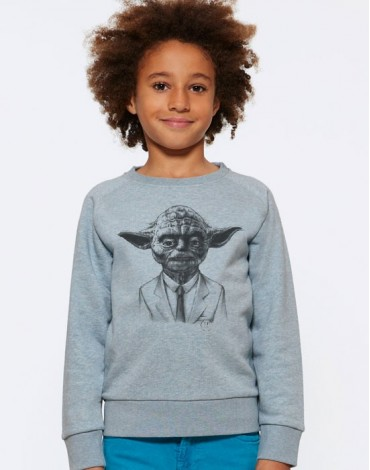 Sweat-Shirt Yoda