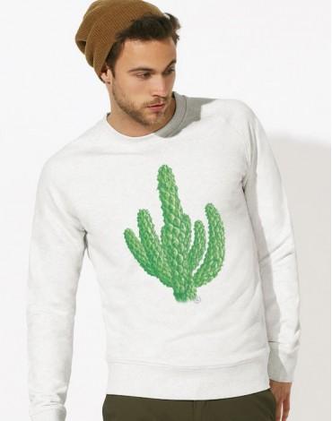Sweat-Shirt Cactus