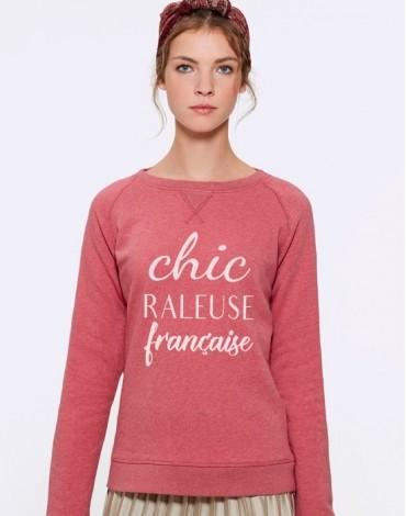 Sweat-Shirt Chic Raleuse Française