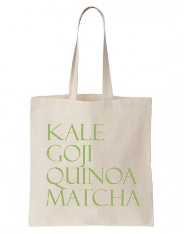 Tote Bag Kale