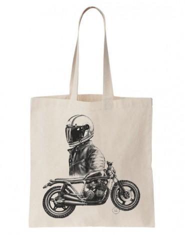 Tote Bag SuperBiker