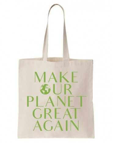 Tote Bag Make Our Planet