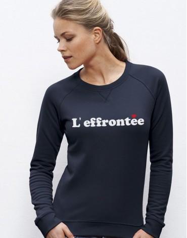 Sweat-Shirt L'Effrontée