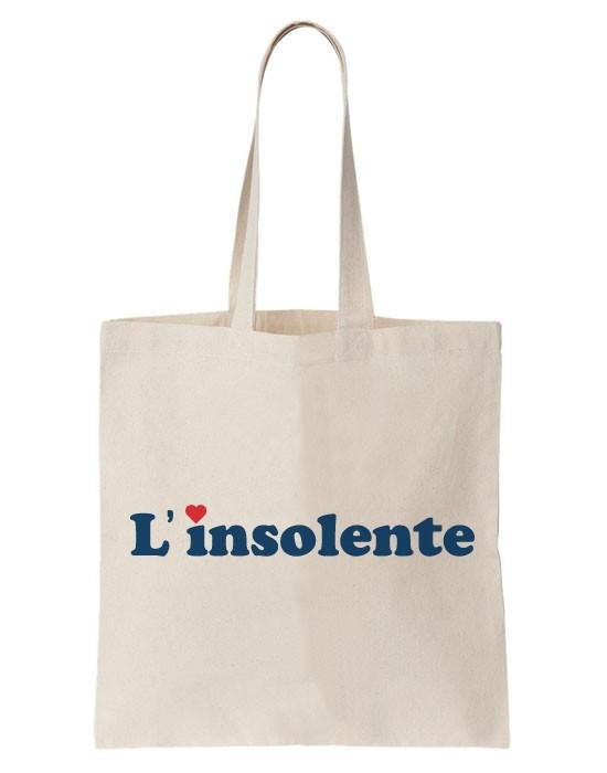Tote Bag L'insolente