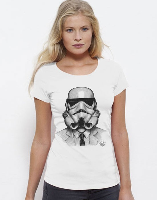 T-Shirt The Stormtrooper
