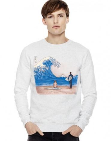 Sweat-Shirt La Vague