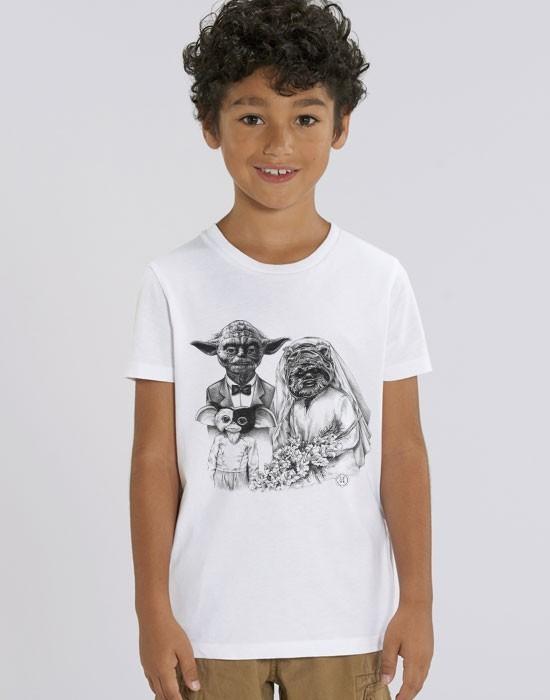 T-Shirt Photo De Famille
