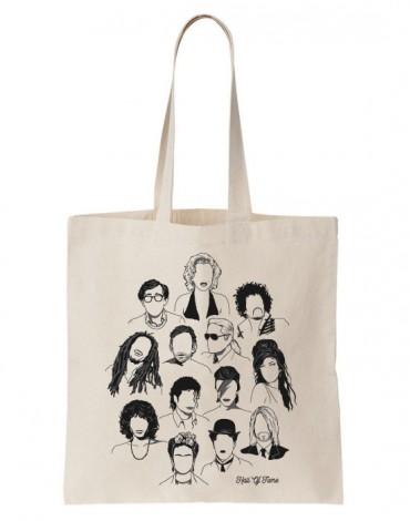 Tote Bag Hall Of Fame