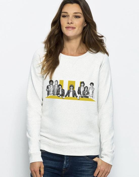 Sweat-Shirt La Cène Rock