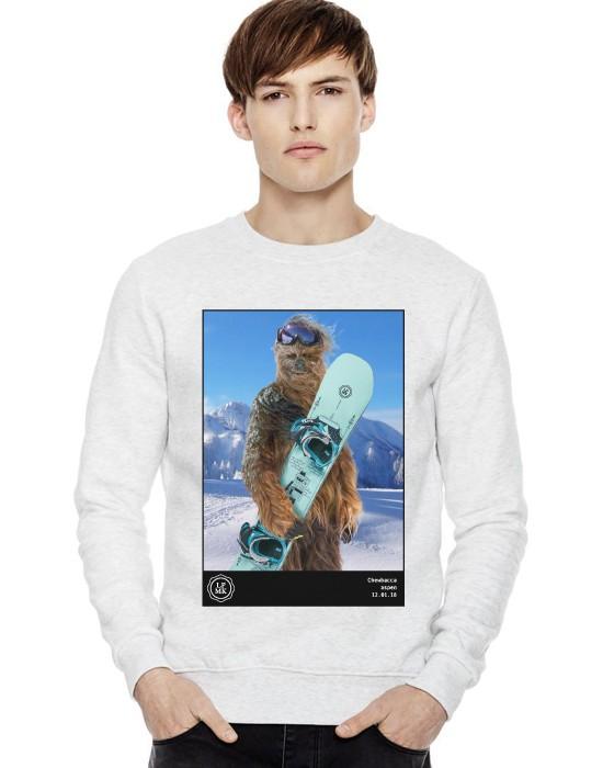 Sweat-Shirt The Snowboarder