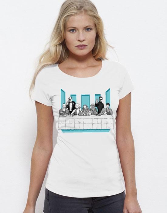T-Shirt La Cène Cinéma