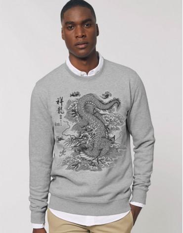 Sweat-Shirt Chinese Dragon