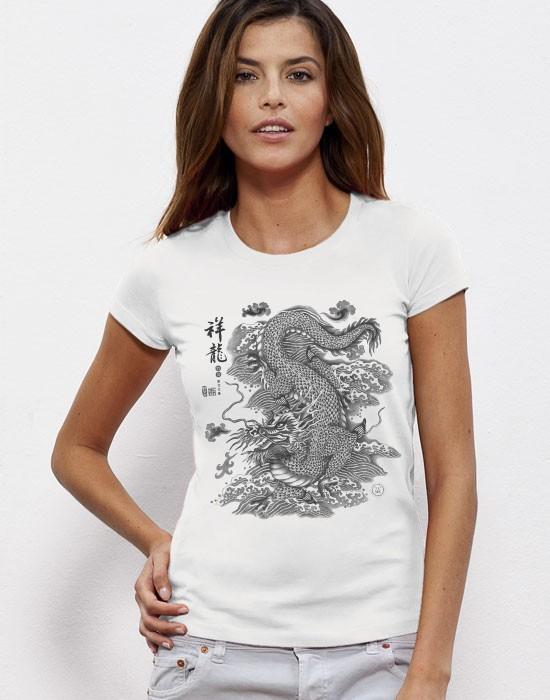 T-Shirt Chinese Dragon