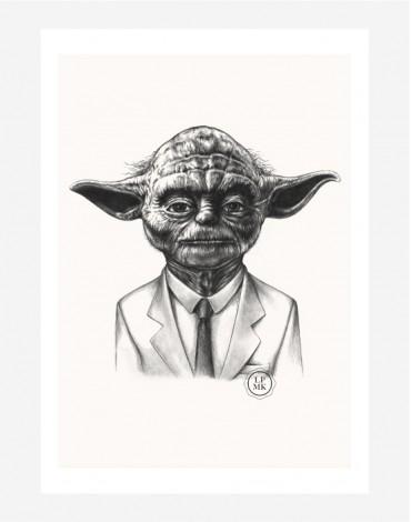 Poster Yoda