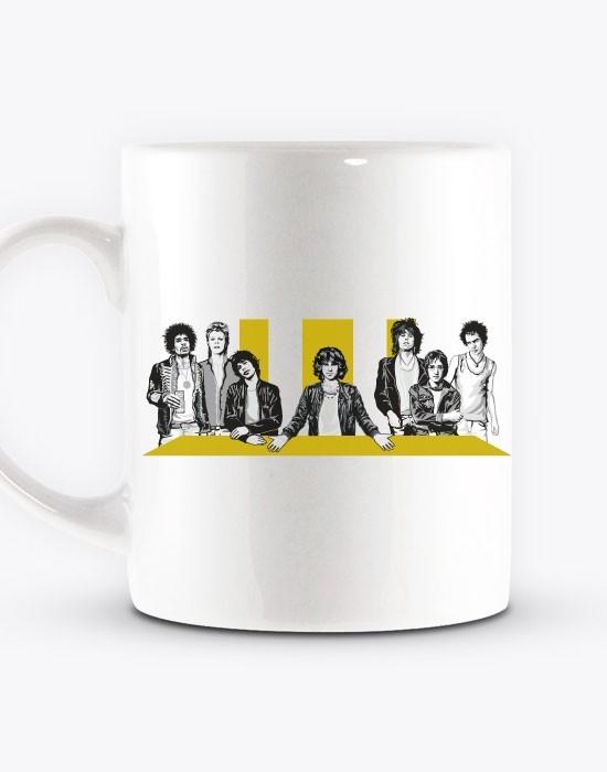 Mug La Cène Rock