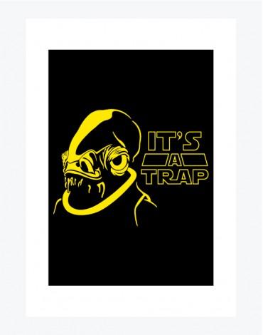 Poster It's a Trap