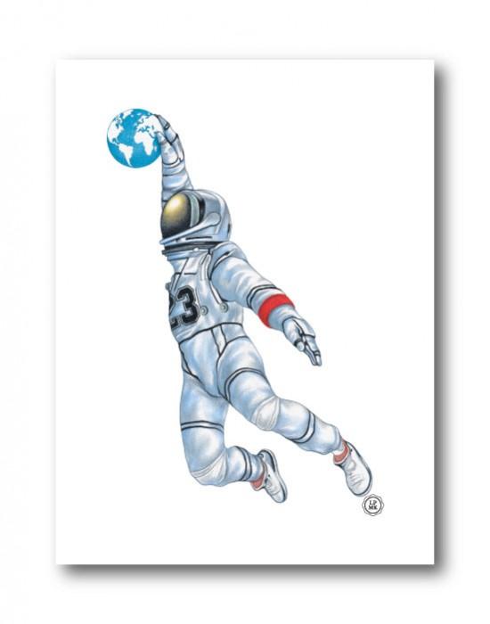 Sticker Air Space
