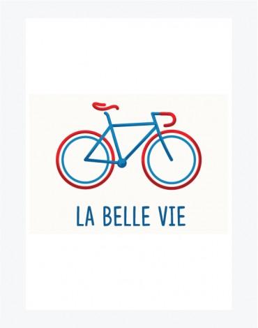 Poster La Belle Vie