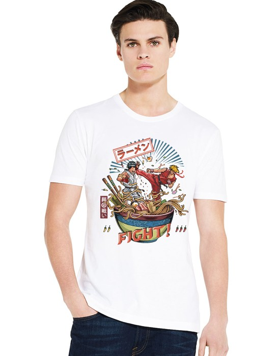 T-Shirt Noodle Fighter
