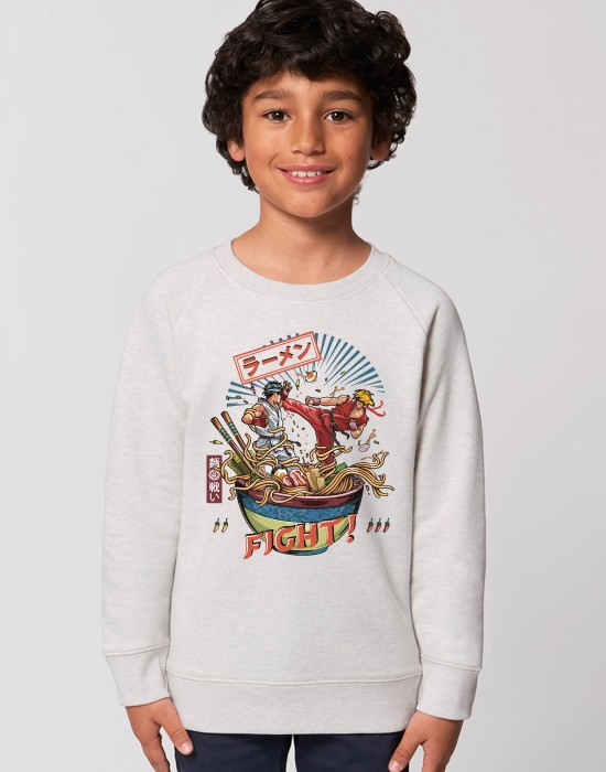 Sweat-Shirt Noodle Fighter