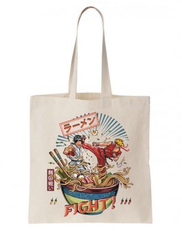 Tote Bag Noodle Fighter