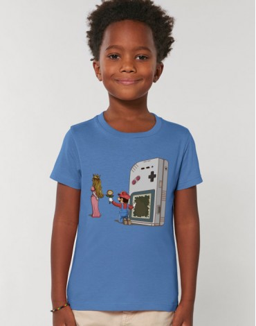 T-Shirt Bye Bye Mario