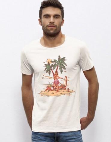 T-Shirt Hawaienne